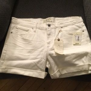 Lucky Brand roll-up shorts